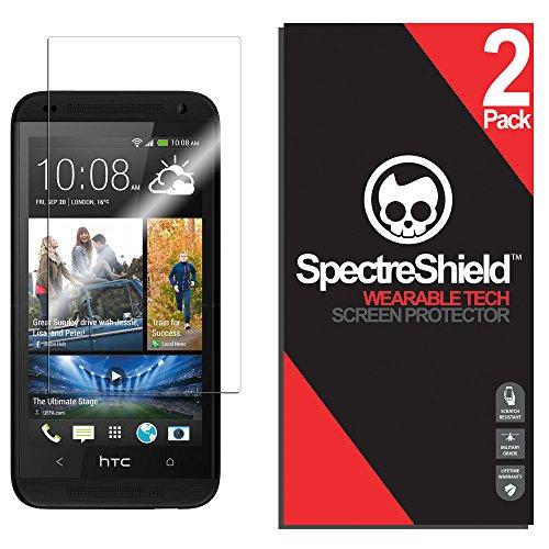 eld for HTC Desire 610 Screen Protector (Military-Grade) Flexible Full Coverage Ultra HD Clear Anti-Bubble Anti-Scratch Film ()