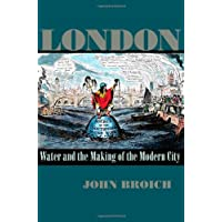 London: Water and the Making of the Modern City (History of the Urban Environment)