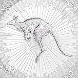 2021 AU 1 oz Australian Silver Kangaroo Coin