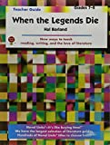 img - for When the Legends Die - Teacher Guide by Novel Units, Inc. book / textbook / text book