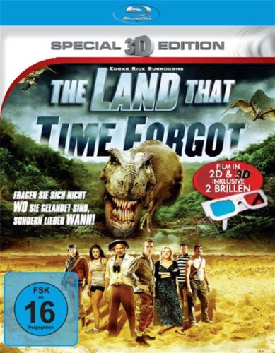The Land that Time forgot (Special 3D Edition)