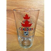 Molson Canadian NHL 16 oz. Pint Beer Glass