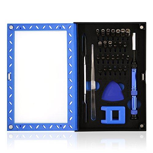 Kingsdun 37 in 1 Iphone Repair Kit, Precision Screwdriver Bi