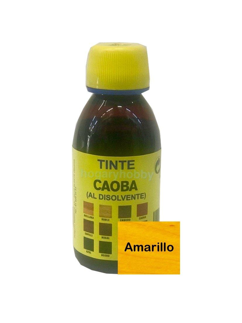 PROMADE - Tinte al disolvente amarillo 125 ml.
