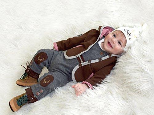 En Coton Cuir Et Courte De Blh gris en Mogo Cc Marron Bébé Longue Pantalon Imitation Cuir 8qXwExt