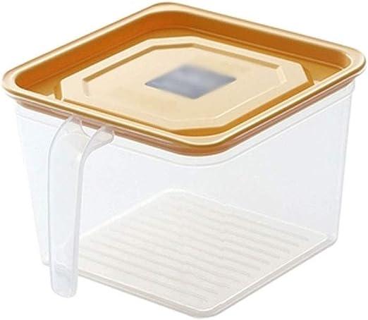 YuXingYong Caja De Almacenamiento De Cocina, Caja De ...
