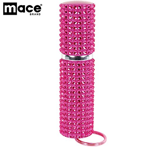 Mace-Exquisite-Hot-Pink-Rhinestone-Pepper-Spray-Purse-Model-80435
