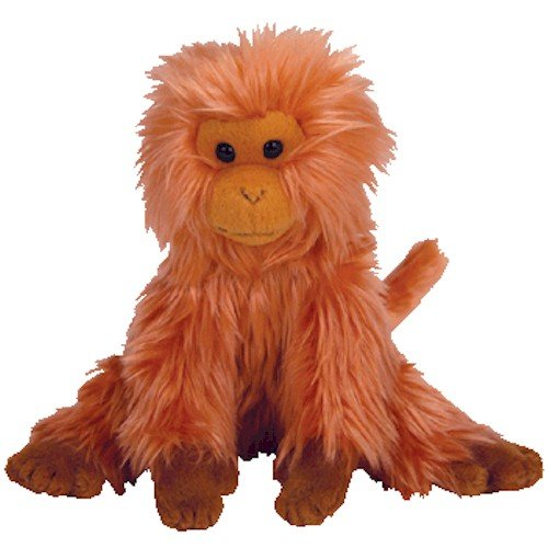 Price comparison product image TY Beanie Baby - CAIPORA the Golden Lion Tamarin (Internet Exclusive)