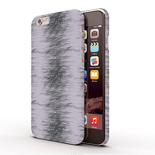 Koveru Back Cover Case for Apple iPhone 6 - Grey Grunge