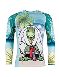 Tatami Fightwear Turtle Guard Rash Guard