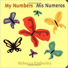 My numbers/Mis números