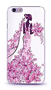 For Ipod Touch 4 Case Cover Case 5.5 AFYCOLOR Hard PC Material with 3D UV Embossing Craft Print - Simply Life Series of Wedding Bride
