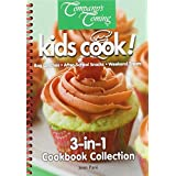 Kids Cook: Bag Lunches, After-School Snacks, Weekend Treats