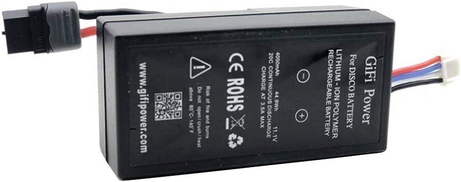 Opinión sobre Alician New Batería LiPo 11.1V 4050mah para For Parrot Disco
