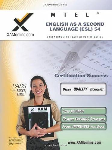 Esl Study Guide For Teacher Certification - Online User Manual •
