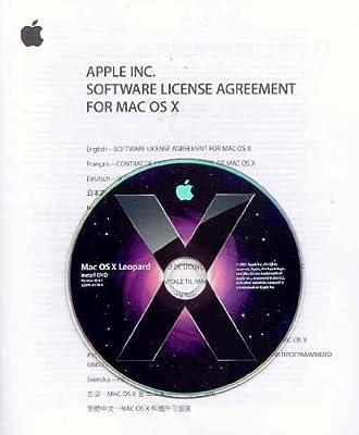 Mac OS X Leopard 10.5,10.51