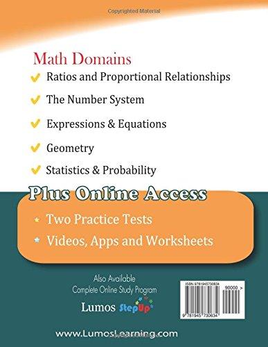 Missouri Assessment Program Test Prep: 6th Grade Math Practice ...