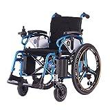Wheelchair 88: Lightweight Dual Function Power Wheelchair