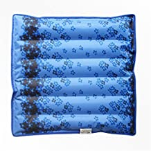 LL-COEUR Summer Pet Ice Pad Cooling Car Seat Cushion Water Mat Gel for Truck Laptop Chair Dogs