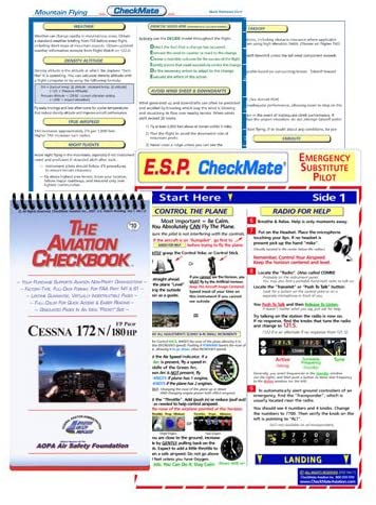 Cirrus SR22 Standard CheckMate Checklist