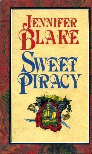 book cover of Sweet Piracy