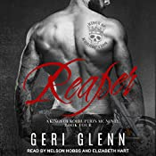 Reaper: Kings of Korruption MC, Book 4 | Geri Glenn