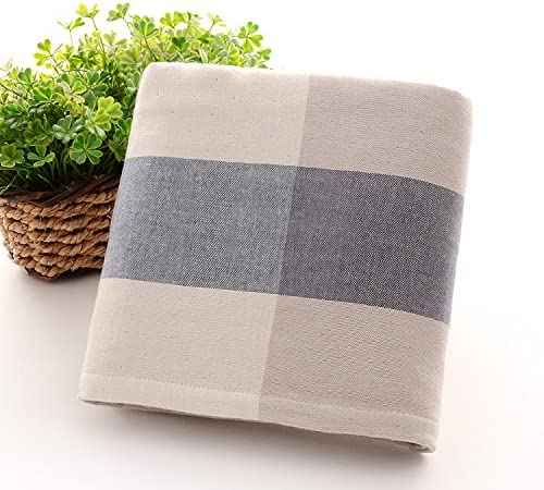 Paño de algodón toallas de baño Vintage y elegante toallas de ...