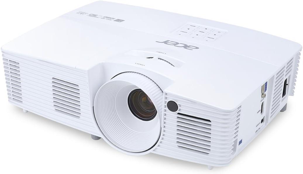 Acer H6519abd Dlp Projector Native Full Hd 1 920 X 1 080 Pixel Kontrast 20 000 1 3 400 Ansi Lumen Heimkino Tv Video