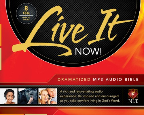 Live It Now! Dramatized Audio Bible, MP3