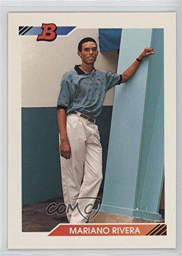 Mariano Rivera (Baseball Card) 1992 Bowman - [Base] #302