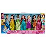 Disney Princess Sparkling Styles Set of 7 Dolls