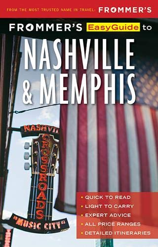 Frommer's EasyGuide to Nashville and Memphis ()