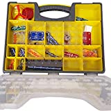 High Quality Snap Circuits Storage Case With Removable Trays. Durable Carrying Case From Life Made Better