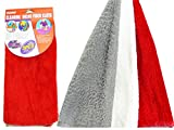 CLEANING CLOTH 3PCS MICRO FIB , Case of 96
