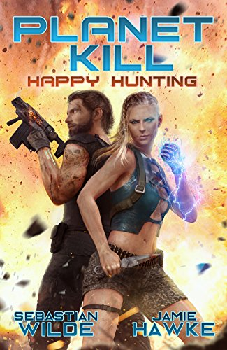 Happy Hunting: A Space Shifter Sexventure (Planet Kill Book 2) - Double Dragon Series