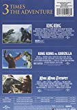 King Kong, King Kong vs Godzilla, King Kong Escapes