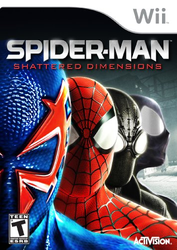 Spiderman: Shattered Dimensions [Nintendo Wii]