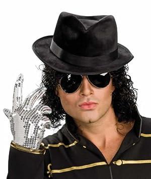 COOLMP - Juego de 3 Gafas Michael Jackson - Talla única ...