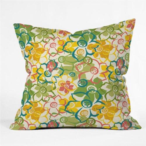 Deny Designs Heather Dutton Bouquet Throw Pillow, 16 x 16