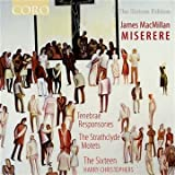 Miserere, Tenebrae Responsories, The Strathclyde Motets