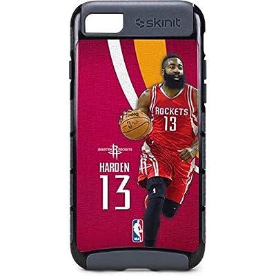 the best attitude aaaf6 20629 Amazon.com: Houston Rockets iPhone 8 Case - James Harden Houston ...