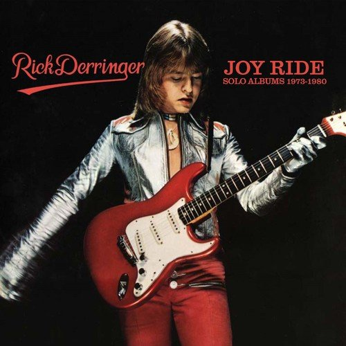 Rick Derringer - Joy Ride: Solo Albums 1973-1980 - Zortam Music