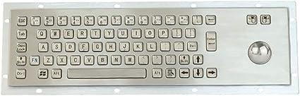 Wired Keyboard, Teclado Industrial A Prueba De Explosiones ...