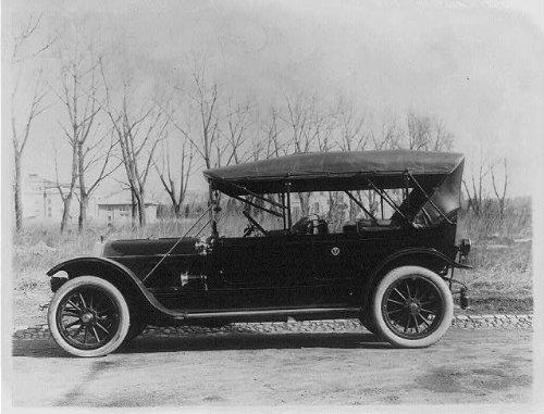 HistoricalFindings Photo: Pierce-Arrow auto,George N. Pierce,1901-38,Buffalo,NY