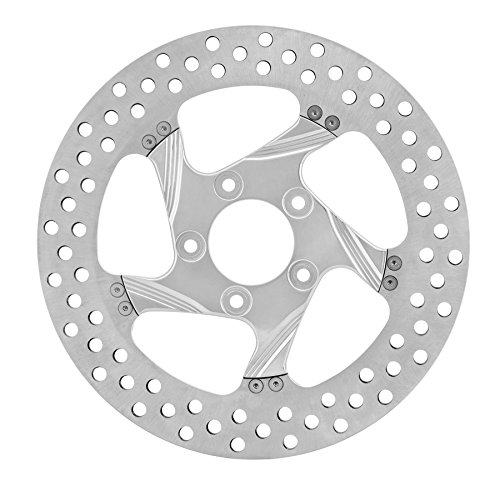 Xtreme Machine 11.5 Cruise Rt Rr Rotor-Chr 0133-1523XCRRS-CH ()