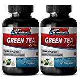 Product review for Antioxidant supplement anti aging - GREEN TEA EXTRACT (NATURAL ANTIOXIDANT) 300Mg - Green tea extract supplement - 2 Bottles 120 Capsules