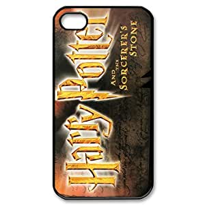 [MEIYING DIY CASE] For Iphone 4 4S case cover -Harry Potter-IKAI0448172