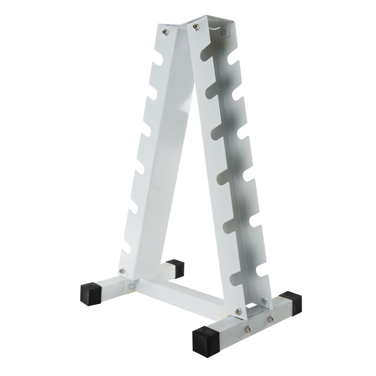 "York Barbell W53657 2 Sided A-Frame Rack for Use,Grade: 1 to 12, 10.62"" Height, 12.37"" Wide, 36"" Length"