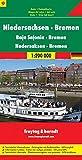 Sheet 9, Lower Saxony/Bremen (Road Maps)