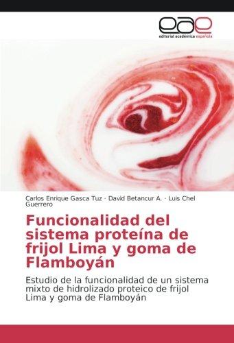 Gasca Tuz, C: Funcionalidad del sistema proteína de frijol L ...